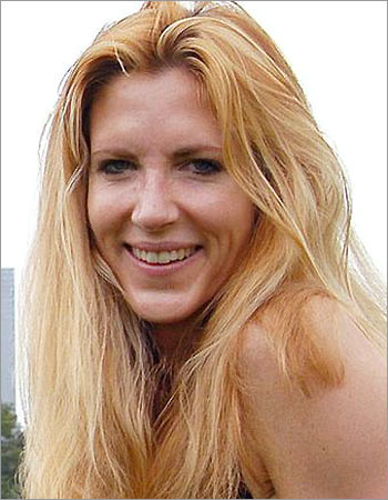 The Lonely Goatherd Blog: Ann Coulter Photos (Pro and Con) and Stories