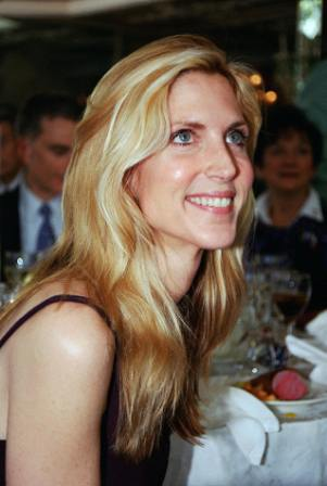 coulter boobs Ann tits