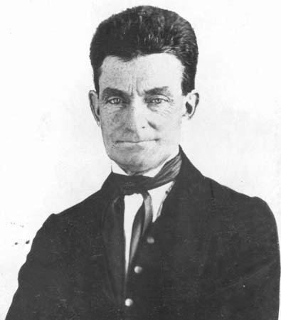 Abolitionist martyr John Brown was on a mission from God