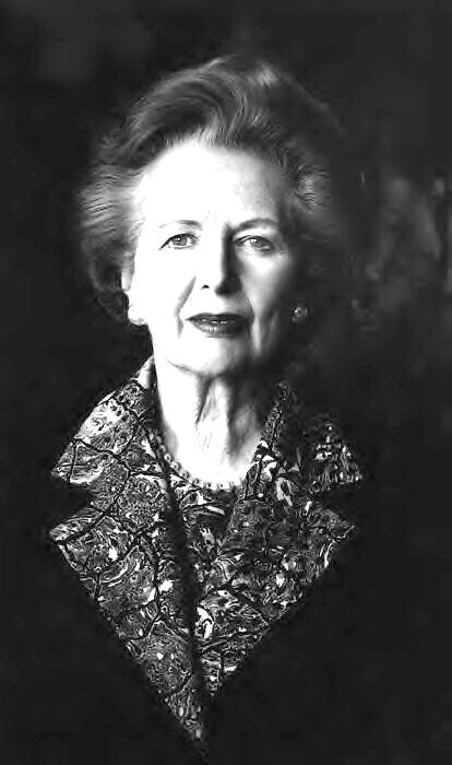 God bless Margaret Thatcher