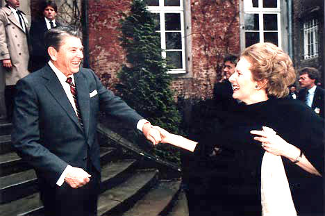 reagan and thatcher the difficult relationship