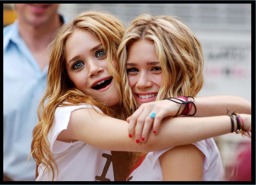 Olsen Twins Photo Gallery 3 Mariah Carey