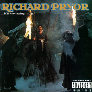 Richard Pryor album cover