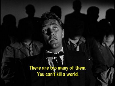 Robert Mitchum/Night of the Hunter Photo Gallery