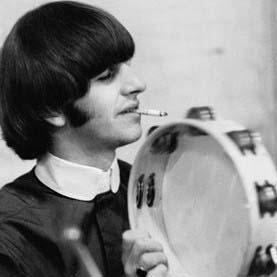 Richard Starkey aka Ringo Starr photo