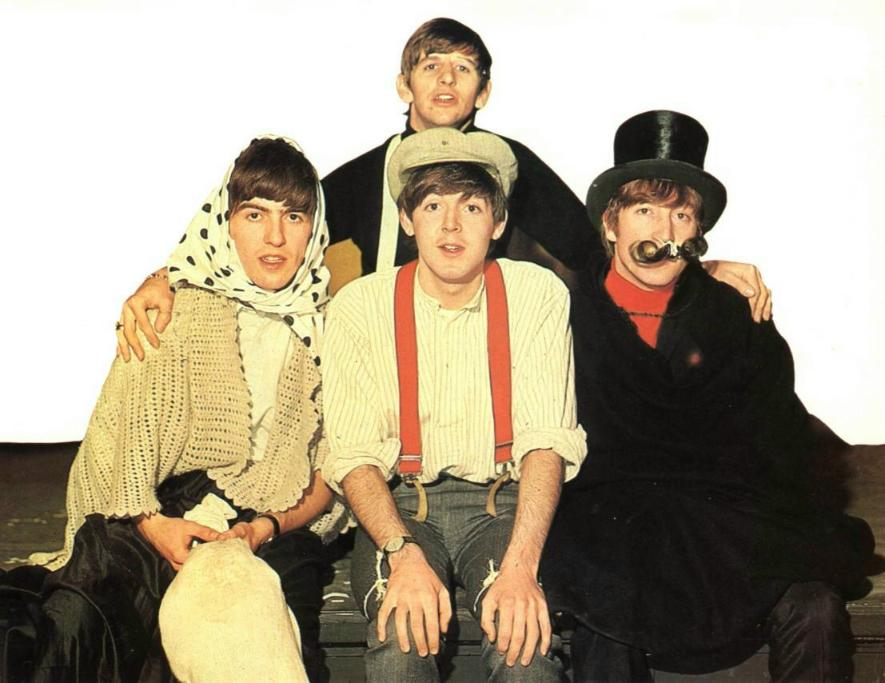 John Lennon, Paul McCartney, Richard Starkey, George Harrison