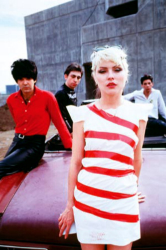 Deborah Harry Blondie photo