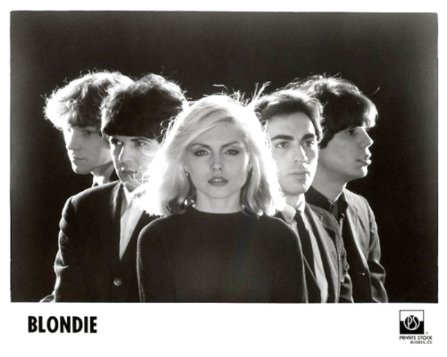 Blondie photo