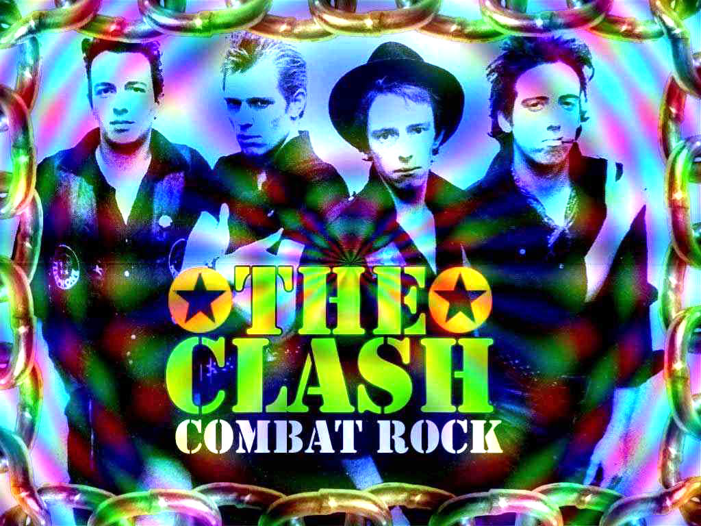 The Lonely Goatherd Blog: Joe Strummer and the Clash's ...