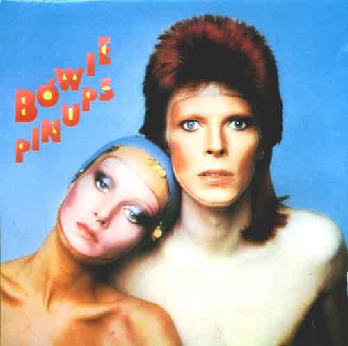 David Bowie Pinups album cover