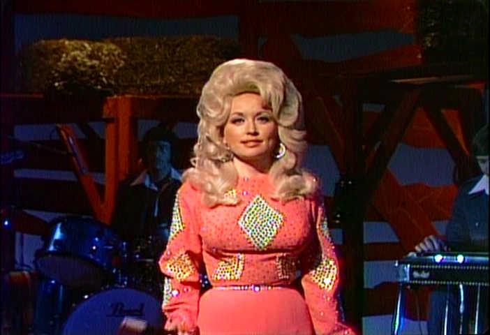 88918383bc3 Dolly Parton 1975 Hee Haw Photo Gallery 1