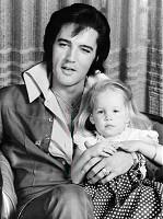 Lisa Marie Presley - daddy's girl