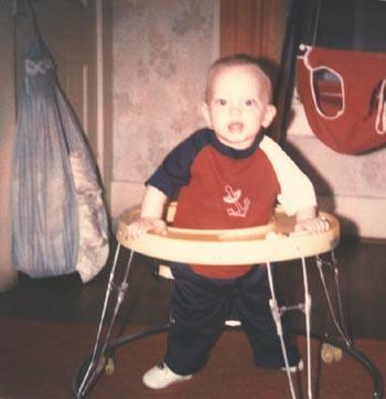 Eminem - Wigger Extraordinaire Photo Gallery  Eminem Baby Album