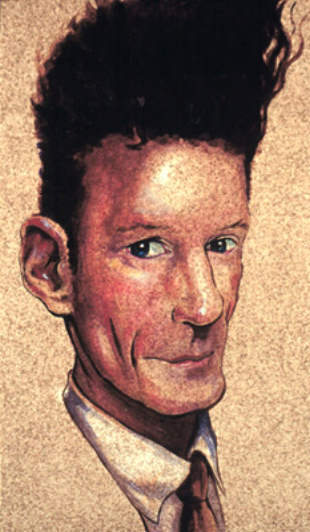 lyle lovett here i am