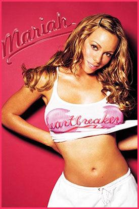 undress mariah carey