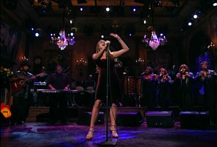 Maria carey nude on saturday night live think