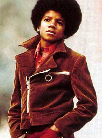 beautiful young Michael Jackson