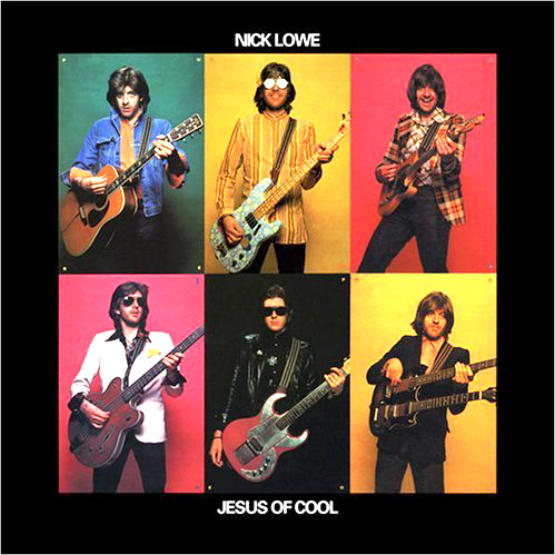 Nick Lowe is the Jesus of Cool