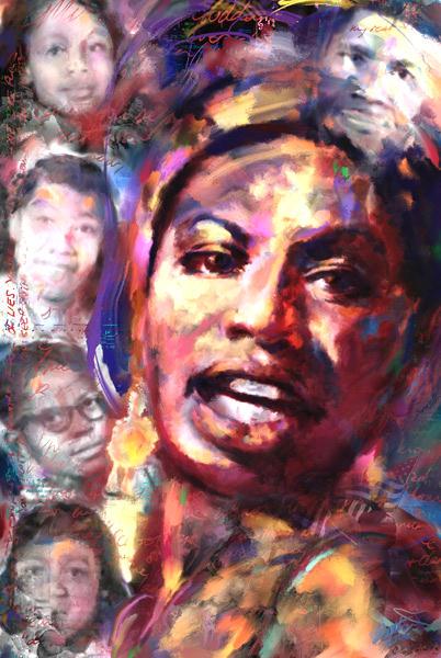 Nina Simone says 'Missisippi Goddam'