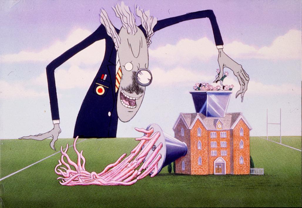 Pink Floyd meatgrinder wallpaper image