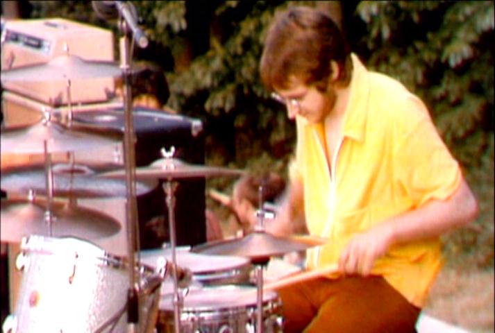 Dave Mattacks, 1970 image