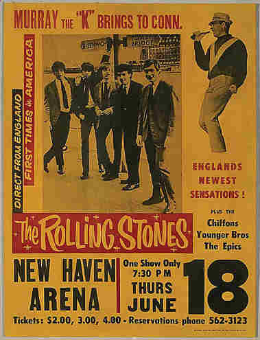 Madesu Blog Rolling Stones Posters
