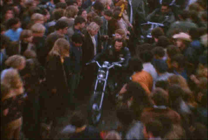 Sonny Barger Gimme Shelter Sonny barger was there and canSonny Barger Gimme Shelter