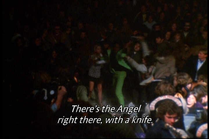 ストーンズが「アンダー・マイ・サム」を歌っている時。