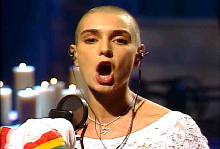 Milestones: Sinead O'Connor tore up pope's photo on 'SNL ...
