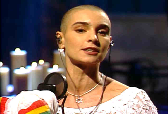 Sinead O'Connor's Miley Cyrus Letter — The Internet War Is ...