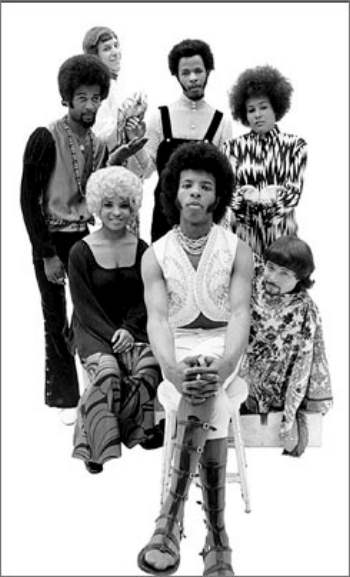 Sly and the Family Stone photo