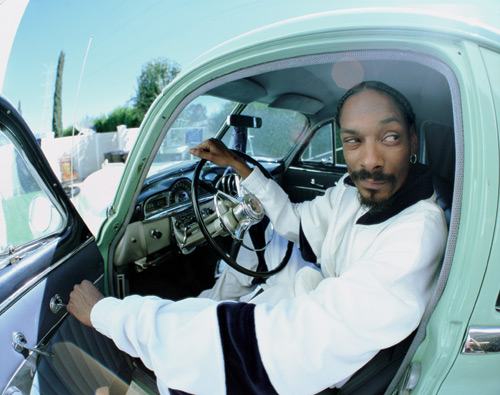 Calvin Broadus aka Snoop Dogg