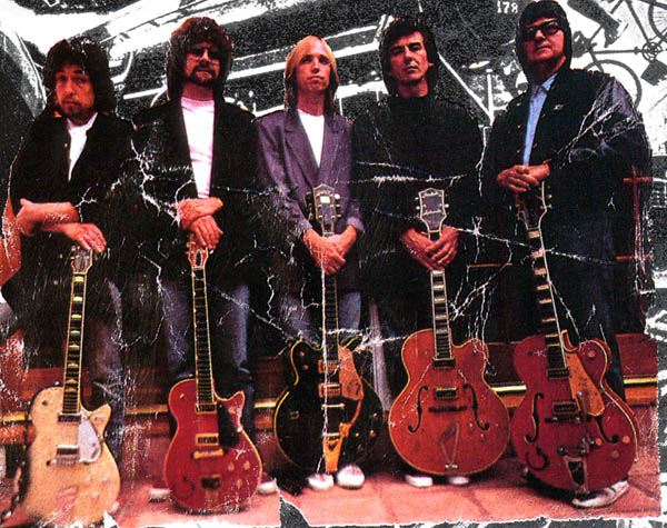 Traveling Wilburys Changeable Reputations
