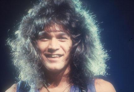 Young Eddie Van Halen Radiant Eddie Van Halen Eddie Van Halen Young