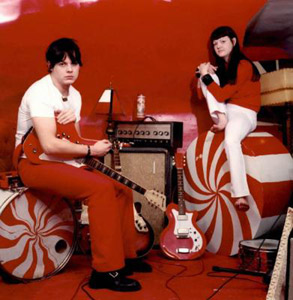 White Stripes Picture Gallery Easter Eggs