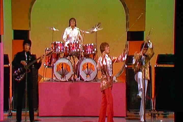 Goatherd blog photo gallery the who on the smothers brothers 1967