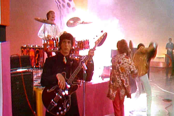 John Entwistle just doesn't care