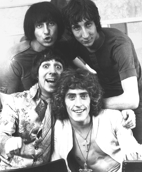 The Who, 1969 picture