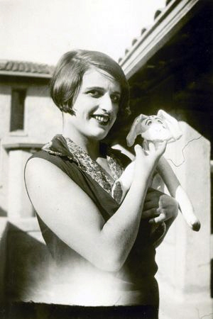 Young Ayn Rand A is for ayn rand page