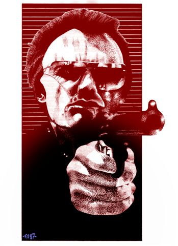 Dirty Harry picture by Gary Roberts