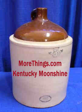 "Al Barger's Kentucky Moonshine - MoreThings to get you high - starting with this mp3 of ""There'll Be Moonshine in Them Old Kentucky Hills"""
