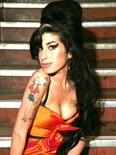 Amy winehouse sexi fotos — img 5