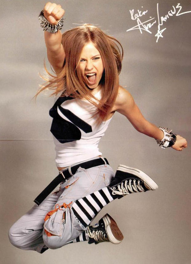 Avril Lavigne's Best Damned Photo Gallery 8