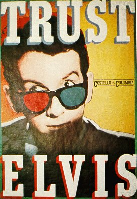 You can TRUST Elvis Costello