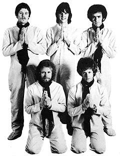 The Flying Burrito Brothers say a little prayer
