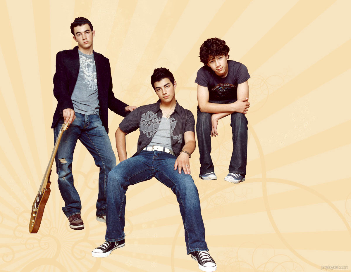 Jonas Brothers wallpaper image