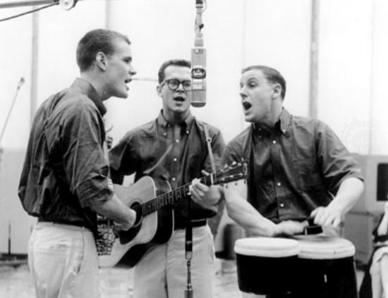Kingston Trio - Desert Pete