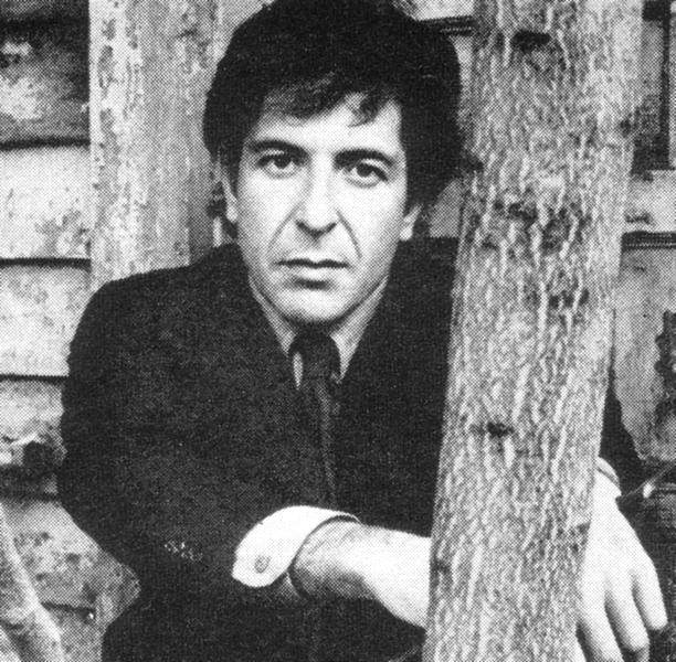 picture of Leonard Cohen