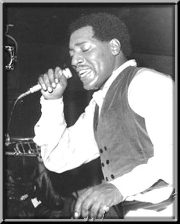 Otis Redding singing