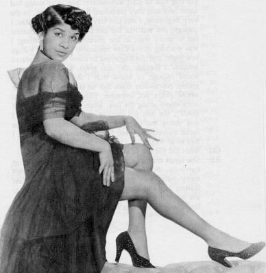 Ruth Brown is beautiful